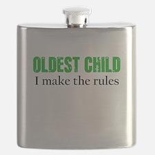 OLDEST CHILD (green) Flask