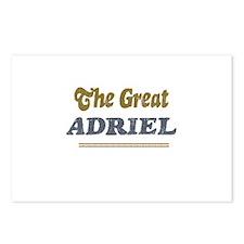 Adriel Postcards (Package of 8)