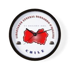 VI Región  Wall Clock