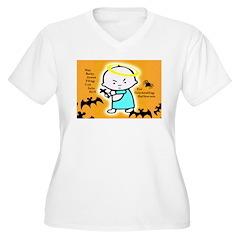 Baby Jesus Halloween Hell T-Shirt