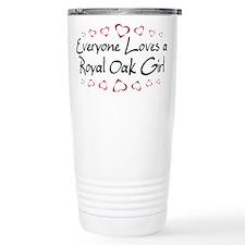 Cool Home girl Travel Mug
