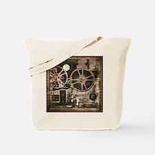 Multimedia Tote Bag