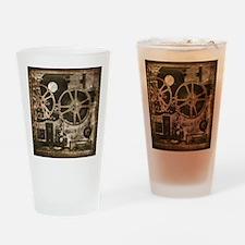 Multimedia Drinking Glass