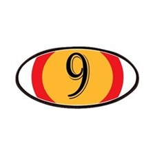 Number 9 Patch