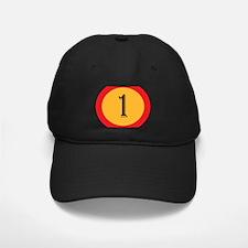 Number 1 Baseball Cap