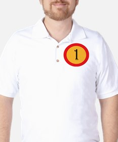 Number 1 T-Shirt