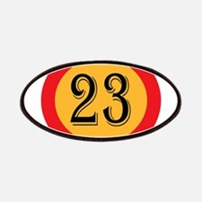Number 23 Patch