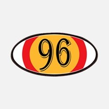 Number 96 Patch