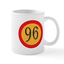 Number 96 Mugs