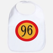 Number 96 Bib