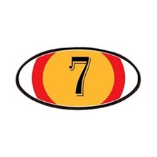 Number 7 Patch