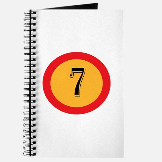 Number 7 Journal
