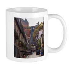 Rue Sous Le Fort Mugs