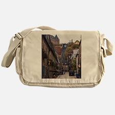 Rue Sous Le Fort Messenger Bag