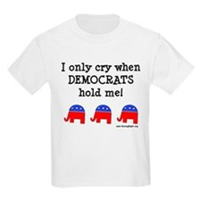 Unique Raised right republican T-Shirt