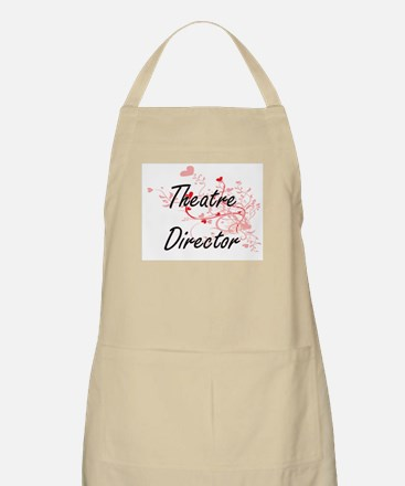 Theatre Director Artistic Job Design with He Apron