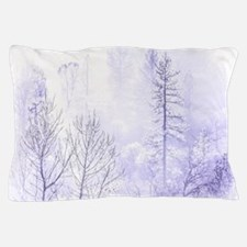 Waiting For Snow Pillow Case