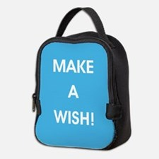MAKE A WISH! Neoprene Lunch Bag