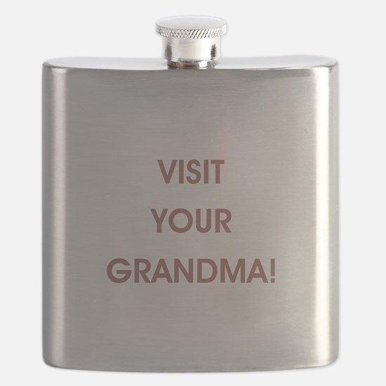 VISIT YOUR... Flask