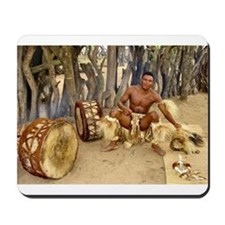Zulu- out of Africa- Mousepad
