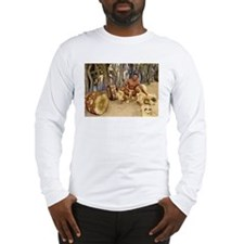 Zulu- out of Africa- Long Sleeve T-Shirt