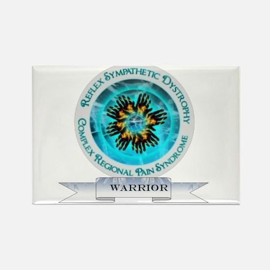 CRPS RSD Warrior Starburst Shield Magnets