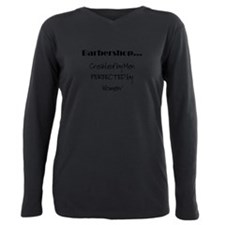 Cool Tenor Plus Size Long Sleeve Tee