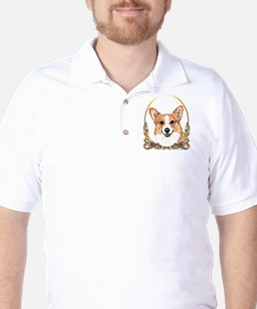 Pembroke Welsh Corgi Holiday T-Shirt