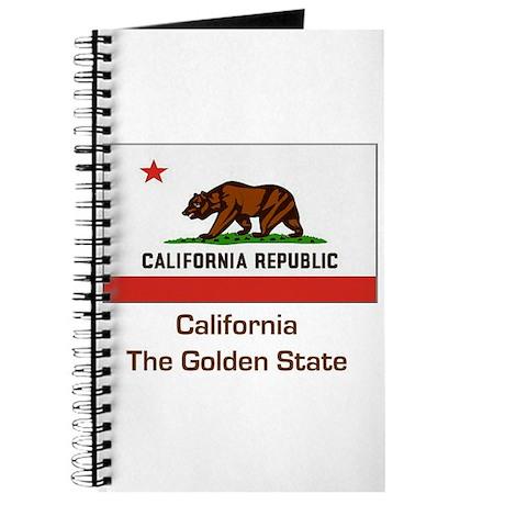 California State Flag Journal