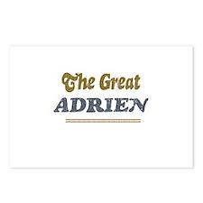 Adrien Postcards (Package of 8)