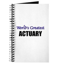 Worlds Greatest ACTUARY Journal