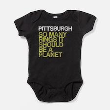Unique Roethlisberger Baby Bodysuit