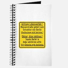 Achtung Lebensgefahr!, Cold War Berlin Journal