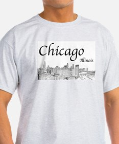 Unique Cityscape T-Shirt
