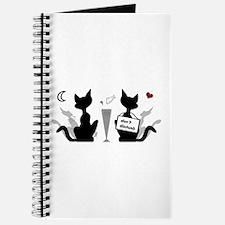 """""""Cats / Humor"""" Journal"""