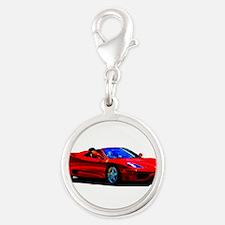 Red Ferrari - Exotic Car Charms