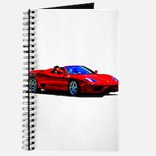 Red Ferrari - Exotic Car Journal