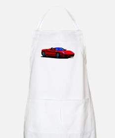 Red Ferrari - Exotic Car Apron