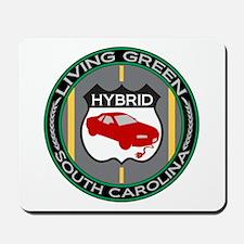 Living Green Hybrid South Carolina Mousepad