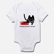 OUTSIDE THE BOX! Infant Bodysuit