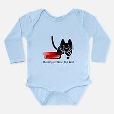 OUTSIDE THE BOX! Long Sleeve Infant Bodysuit