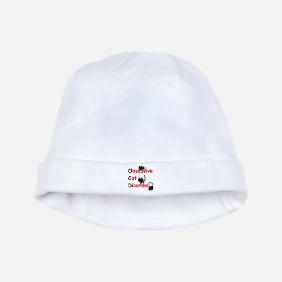 OCD! baby hat