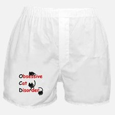 OCD! Boxer Shorts