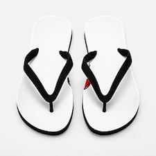 Kenpo Jujitsu Flip Flops
