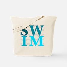 Unique Backstroke Tote Bag