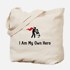 Monkey Hero Tote Bag