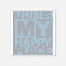 Happy Place Sticker