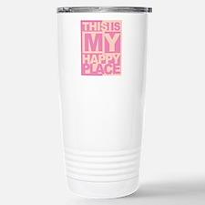 Happy Place Travel Mug