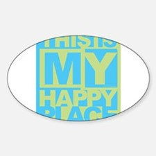 Happy Place Decal