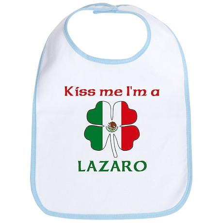 Lazaro Family Bib